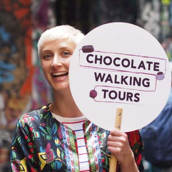 Fiona - Chocolate Tour Guide in Melbourne