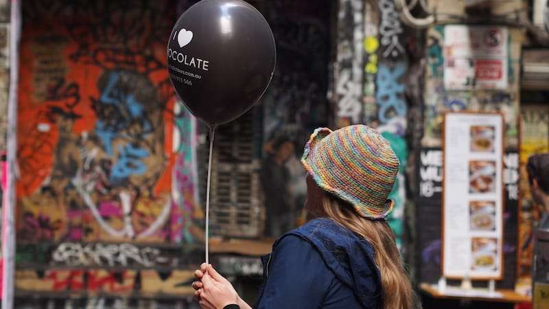 Melbourne Lanes and Arcades Private Chocolate Walking Tour