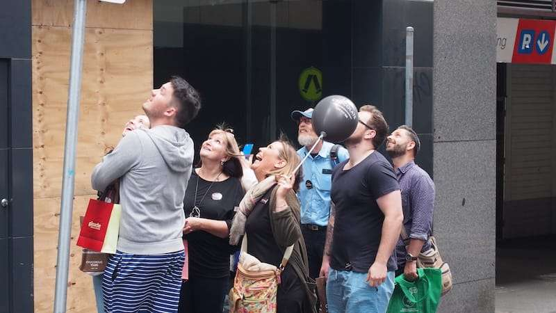 Melbourne Lanes and Arcades Private Chocolate & Dessert Walking Tour